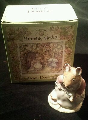 Royal Doulton Brambly Hedge Clover in box