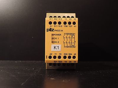 SALE - PILZ SAFETY RELAY PNOZ X4 Product number: 774730