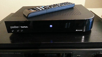 Talk Talk Youview + Huawei Dn372T 320Gb Freeview Pvr  Box Recorder