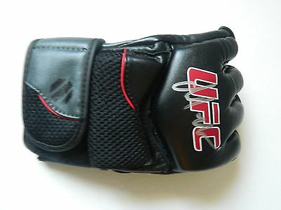 Chad Mendes signed UFC glove Autographed