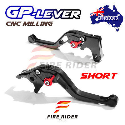 Fit Yamaha TMAX 530 XP500 15 16 CNC SBR GP Short Front Rear Brake Levers