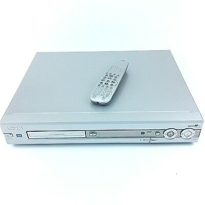 Philips DVDR80 DVD Recorder with remote control Progressive Scan DVD Player