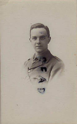 WW1 Officer HLI Highland Light Infantry