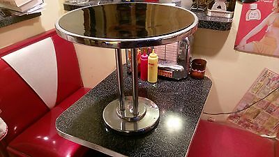 Art Deco Occasional Tables - Wolfgang Hoffman - For Howell 1930's