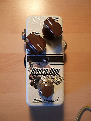 Catalinbread Hyper Pak 'Dirty Channel' Overdrive/OD guitar pedal - Boxed, MINT !