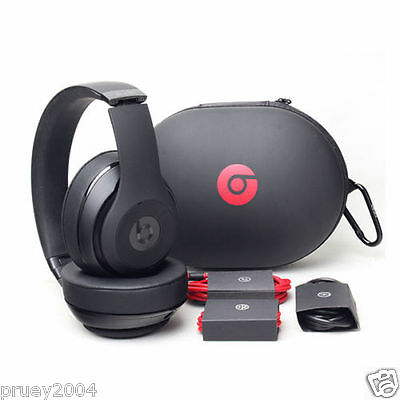 Beats By Dr Dre STUDIO 2.0 WIRELESS (BLUETOOTH) Over Ear Headphones 2013-2017