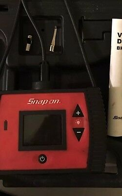 Snap On Camera - Visual Inspection Device - Video Scope Bore scope *MISSING LENS