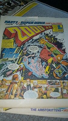 2000AD  comic issue no 48 dated 21st Jan 1978
