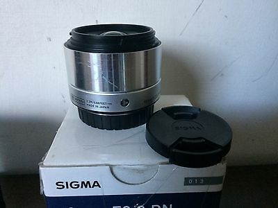Sigma 19mm f/2.8 EX DN Art M43 Lens Micro Four Thirds Mount