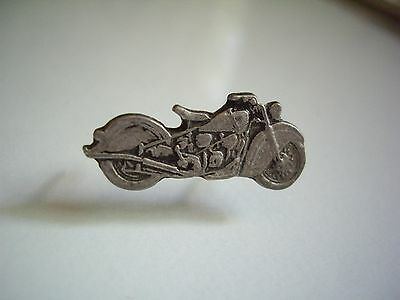 Vintage Indian Chief Motorcycle Scout Pin Classic Factory Vest Dealership Badge