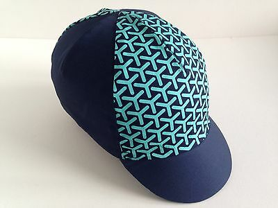 Lightweight Cycling Cap Hand Made By Smith-London CLASSIC CYCLING size XL