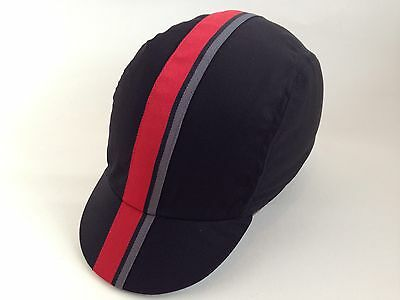 Cycling Cap ( SIZE - L ) Hand Made By Smith-London CLASSIC CYCLING