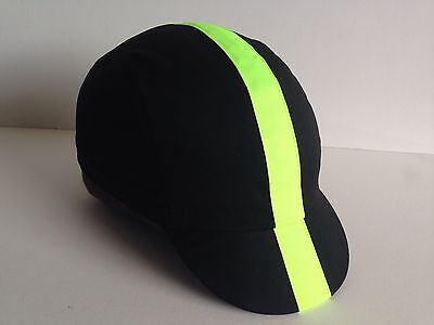 ( SIZE - XL )Cycling Cap Hand Made By Smith-London CLASSIC CYCLING, ROAD