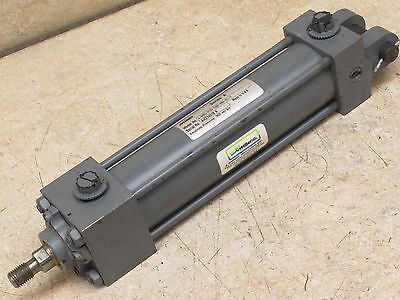 "Miller,   1 1/2"" Bore  X  5"" Stroke   Pneumatic  Cylinder,  Series A"