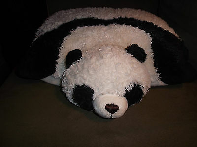 2 Pillow Pets-Panda & Polar Bears