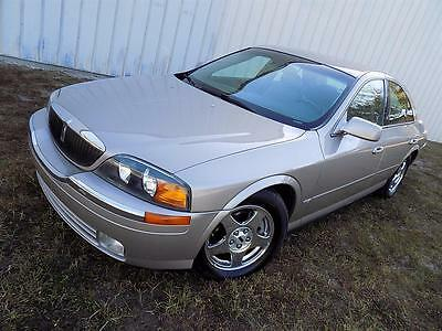 2001 Lincoln LS  2001 Lincoln LS Florida Clean Carfax BuyBack ZERO Accidents BEST OFFERS Accepted