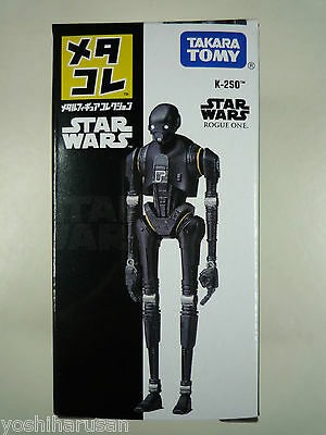 STAR WARS ROGUE ONE Metal Figure Collection MetaColle K-2SO Japan TAKARA TOMY