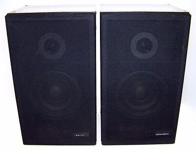Centrex Pioneer MCL-3 Rare Vintage Bookshelf Speakers Fully Tested!