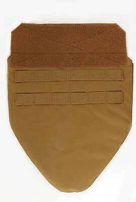 Groin protection Cover ZentauroN Vulcan -Farbe: Coyote