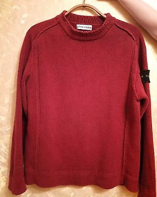 vintage sweater Stone Island collection 2001 Art. 34155672/B made in Italy