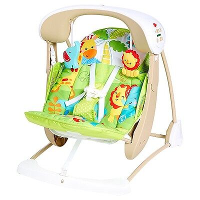 Fisher Price Baby Swing And Seat