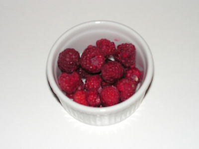 4 x POTTED Raspberry plants fruit berries for your garden