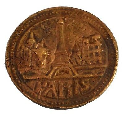 Original Ancient Old Antique Coin Year 1804