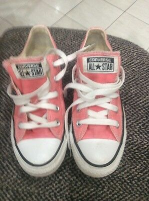 Converse Canvass Shoes Brand New Ladies Size 5