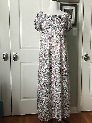 Jane Austen Regency Gown by Iblamejanetoo - size 8