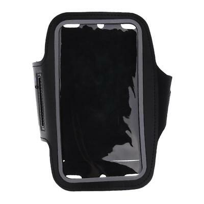Washable Sports Armband Gym Case Arm Holder Pouch for iPhone 6S Plus Black