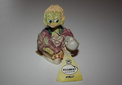 Vintage Collectable Eggbert - Malcolm Bowmer *Homlet *Shakespeare* Actor