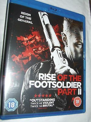 Rise Of The Footsoldier 2 BLU RAY NEW & SEALED