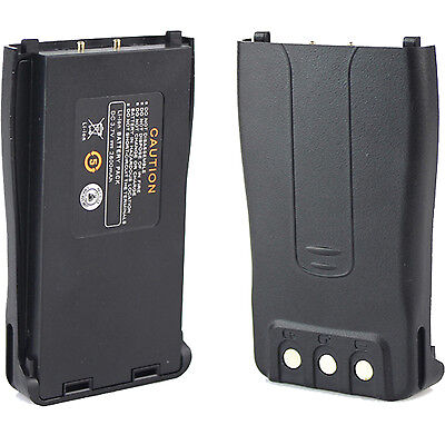 2800mAh Li-ion Battery DC 3.7V for BAOFENG 888S Retevis H777 2-Way Radios UK