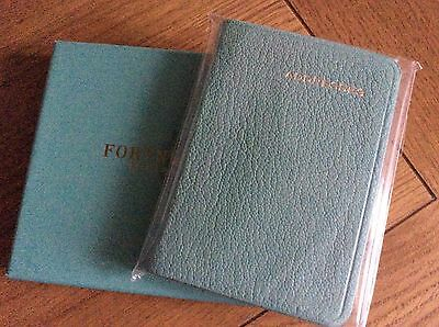 Address Book Fortnum and Mason Boxed
