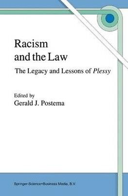 Racism and the Law by Paperback Book (English)