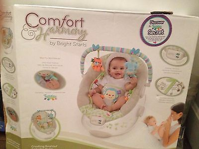 Baby Rocking Bouncer Chair With Music
