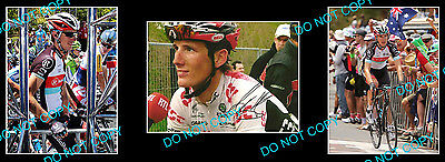 Andy Schleck Tour De France Cycling Champion Signed Photo +2 Photos