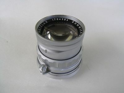 Leica Summicron 50mm f2.0 M Lens Mint Condition
