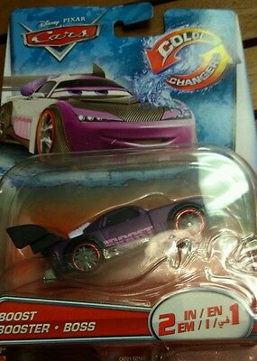 """DISNEY CARS - """"Boost - Colour Changer"""" Color - New Release - Combined Postage"""