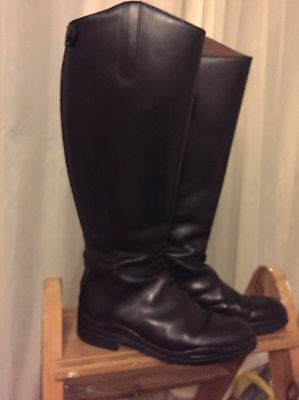 Regent Ranch Riders Leather Riding Boots
