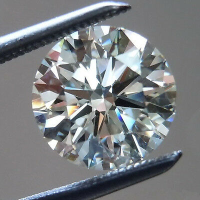 BUY CERTIFIED .093 cts. Round White-F/G Color SI Loose Real/Natural Diamond 3H