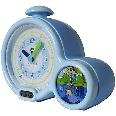KidSleep My First Alarm Clock In Blue For Toddler - NEW