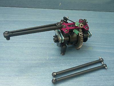Nitro1/8 Rc Buggy Thunder Tiger Eb4 S2.5 Center Diff With Center Driveshafts New