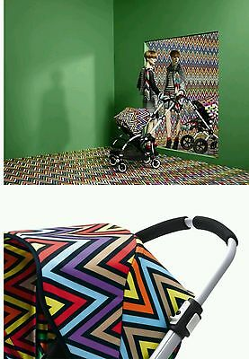 Bugaboo bee plus  Missoni limited edition canopy hood
