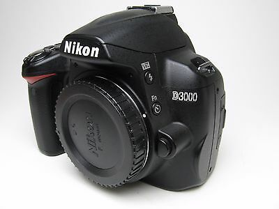 Nikon  D3000 DSLR Camera - as is parts repair
