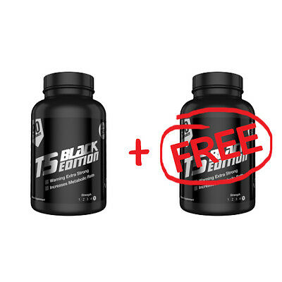 T5 Black Edition Capsules | Extreme Fat Burner | Extra Strong