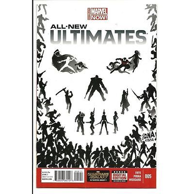 All New Ultimates #5 / 2014