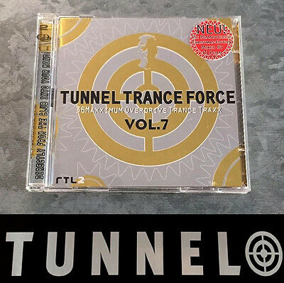 2Cd Tunnel Trance Force Vol. 7
