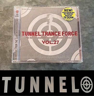 2Cd Tunnel Trance Force Vol. 27