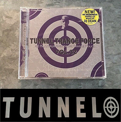 2Cd Tunnel Trance Force Vol. 32